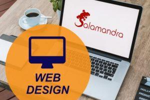 WEB DESIGN SALAMANDRA